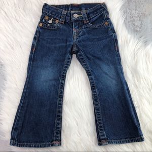 True Religion Boys Bootcut Jeans Size 2